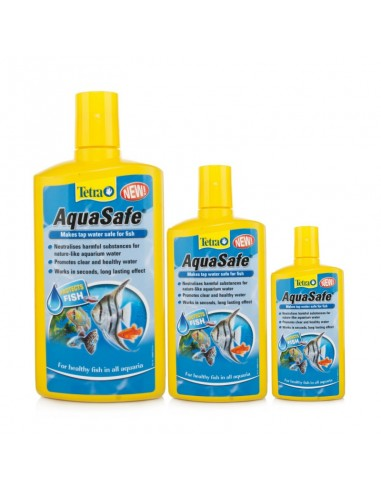 Tetra Aquasafe 50ml.