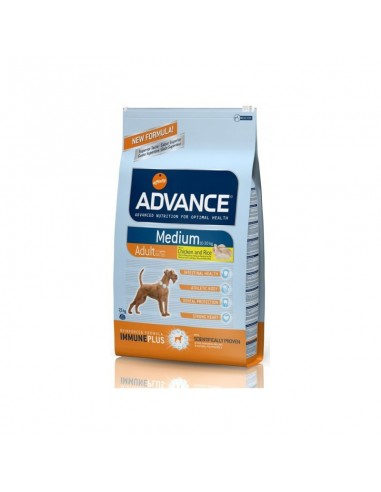 ADVANCE Medium Adult (1-7 godina) sa Piletinom i Pirinčem / kg
