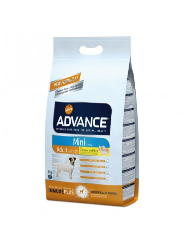 ADVANCE Mini ADULT (8 meseci – 8 godina)sa Piletenom i Pirinčem / kg