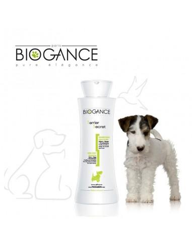 BIOGANCE Šampon za pse TerierSecret za oštru dlaku 250mil.
