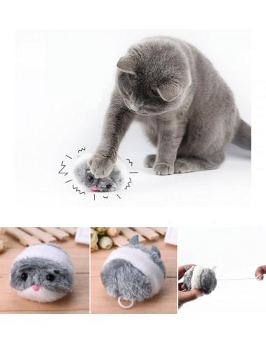 Miš za navijanje, igračka za mačku