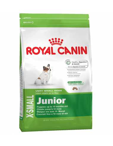 ROYAL CANIN Briketi za štenad Extra Small JUNIOR, 500gr