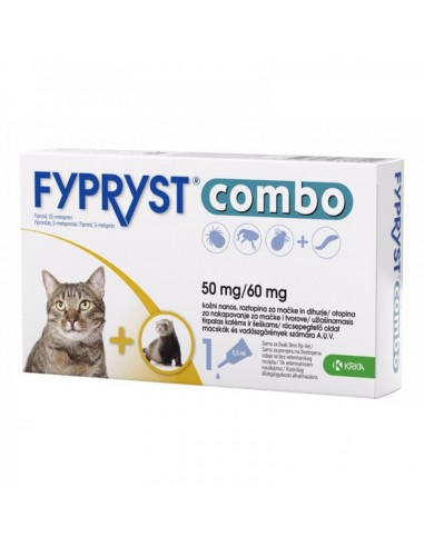 Fypryst Combo SpotOn za mačke i feretke