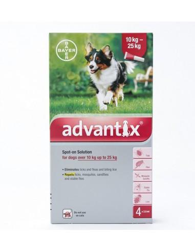 Advantix Bayer, za pse 10-25kg