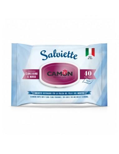 Camon Vlažne higijenske maramice sa Hlorhexidinom, 40 kom