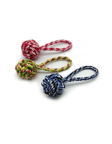 Dog Toy Cotton Knot 20cm