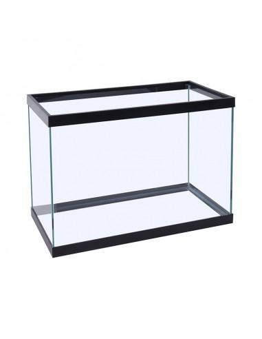 Akvarijum zidni crni kamen 50