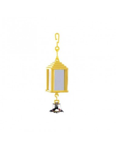 Nobby Ogledalo za ptice sa zvonom kocka