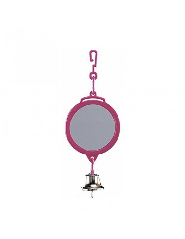 Nobby Ogledalo za ptice sa zvonom krug