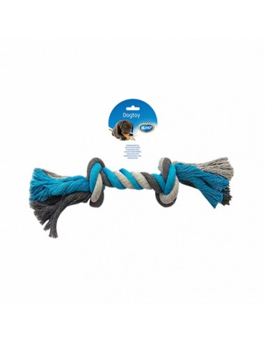 Duvo Tug toy knotted rope 45cm