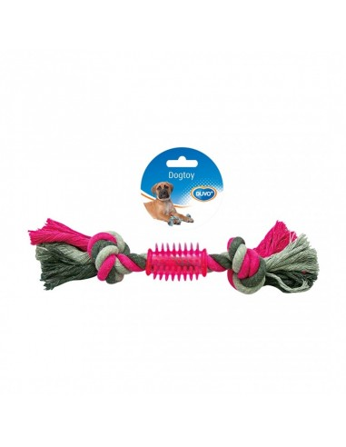 Duvo Tug Toy Knotted Cotton 2 Knots...