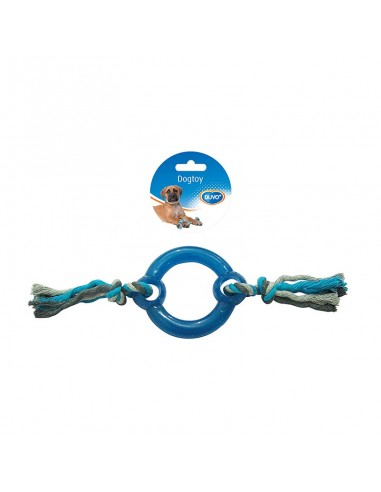 Duvo Knotted Cotton Pull Ring Plastic...
