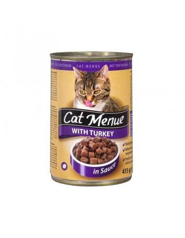 Cat Menue Ćuretina 415gr