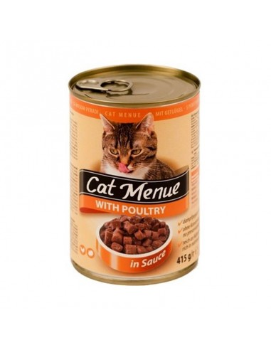 Cat Menue Živina 415gr