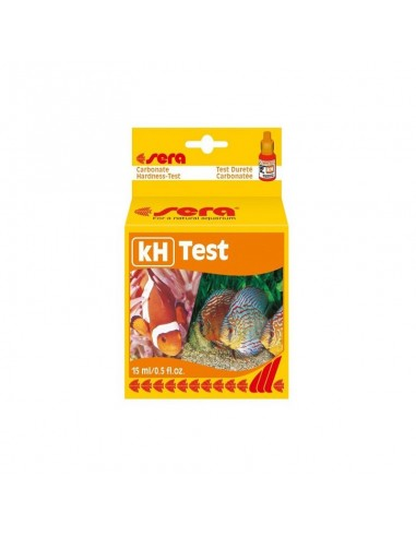 Sera KH test 15ml