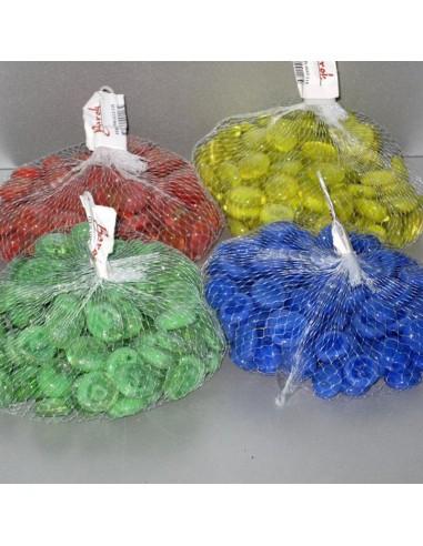 Stakleni  kamenčići u bojama