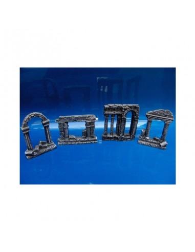 Dekor Rimski Stubovi MM 7909